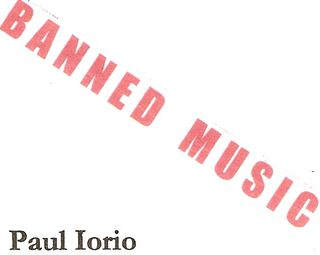 "Front cover of ""Banned Music."""